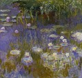 Yellow and Lilac Water-Lilies 1914-1917 - Claude Oscar Monet