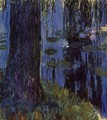 Weeping Willow and Water-Lily Pond1 1916-1919 - Claude Oscar Monet