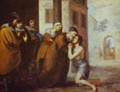 The Return Of The Prodigal Son 1660s - Bartolome Esteban Murillo