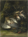 A Partridge and Small Game Birds 1650s - Jan Fyt