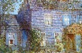 Hutchison House, Easthampton - Frederick Childe Hassam