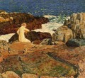 East Headland Pool - Frederick Childe Hassam