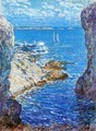 An Isles of Shoals Day - Frederick Childe Hassam