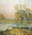 Late Afternoon (also known as Sunset) - Frederick Childe Hassam
