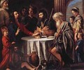 The Supper at Emmaus 1645 - Louis Le Nain