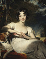 Lady Harriet Maria Conyngham Later Lady Somerville - Sir Thomas Lawrence