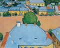 The Main Square in Nagybanya 1908 - Robert King