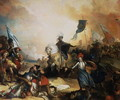 The Battle of Marignan 14th September 1515 1836 - Nicholas Hilliard
