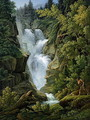 Waterfall in the Bern Highlands 1796 - Joseph Anton Koch