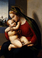 Madonna and Child ca 1520 - Francesco Granacci