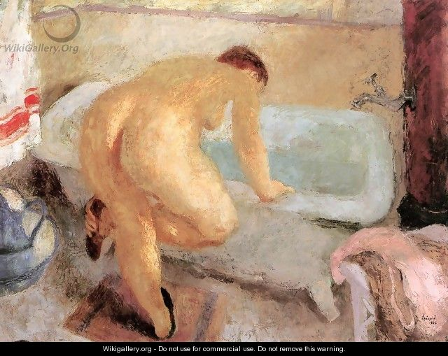 Before the Bath 1936 - Istvan Desi-Huber