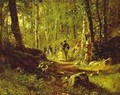 A Walk In The Forest 1869 - Ivan Shishkin