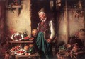 In the Pantry - Hermann Kern
