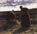In the Field 1904 - Jeno Remsey