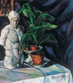 Still life with Sculpture - Tibor Duray