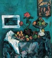 Fruit Still life in Atelier - Tibor Duray