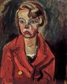 Child in Red Coat 1930 - Bela Onodi