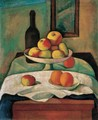 Still life with Apples and Oranges 1910s - Dezso Czigany