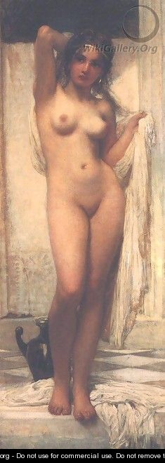 Bathing Woman 1901 - Roelandt Jacobsz Savery