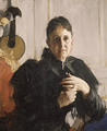 Mrs John Crosby Brown ca 1900 - Anders Zorn