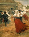 Country Festival 1890s - Anders Zorn