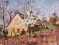 Winery House in Spring 1971 - Imre Amos