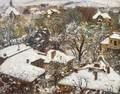 Winter in the Spring 1913 - Istvan Csok