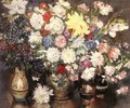 Still life with Flowers 1929 - Istvan Csok