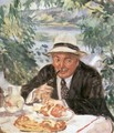 Godfather at Breakfast 1932 - Istvan Csok