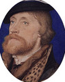 Thomas Wriothesley First Earl of Southampton ca. 1535 - Hans, the Younger Holbein