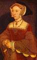 Portrait Of Jane Seymour 1537 - Hans, the Younger Holbein