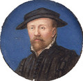 Portrait of a Man Said to Be Arnold Franz - Hans, the Younger Holbein