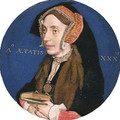 Margaret More Wife of William Roper - Hans, the Younger Holbein