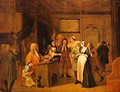 The Denunciation 1729 - William Hogarth