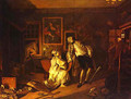 The Death Of The Earl 1743 - William Hogarth