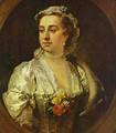 Mrs Catherine Edwards 1739 - William Hogarth