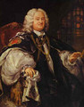 Bishop Benjamin Hoadly 1743 - William Hogarth