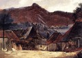 Cottages in the Jura 1834 - Theodore Rousseau