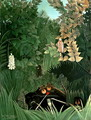The Monkeys 1906 - Henri Julien Rousseau