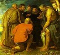 St Peter Finding The Tribute Money 1618 - Peter Paul Rubens