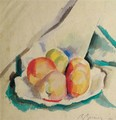 Still life with Apples 1911 - Paul Brill