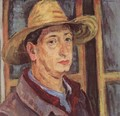 Self portrait c 1940 - Paul Brill