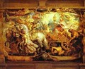 The Triumph Of The Church - Peter Paul Rubens