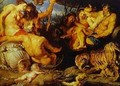 The Four Parts Of The World 1612-1614 - Peter Paul Rubens