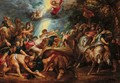 The Conversion of St Paul 1601 1602 - Peter Paul Rubens