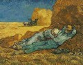The Afternoon Siesta 1889 - Vincent Van Gogh