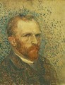 Self Portrait 3 1887 - Vincent Van Gogh