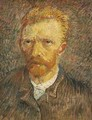 Self Portrait 1888 - Vincent Van Gogh