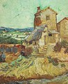 Old Mill 1889 - Vincent Van Gogh