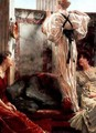 A Birth Chamber - Sir Lawrence Alma-Tadema